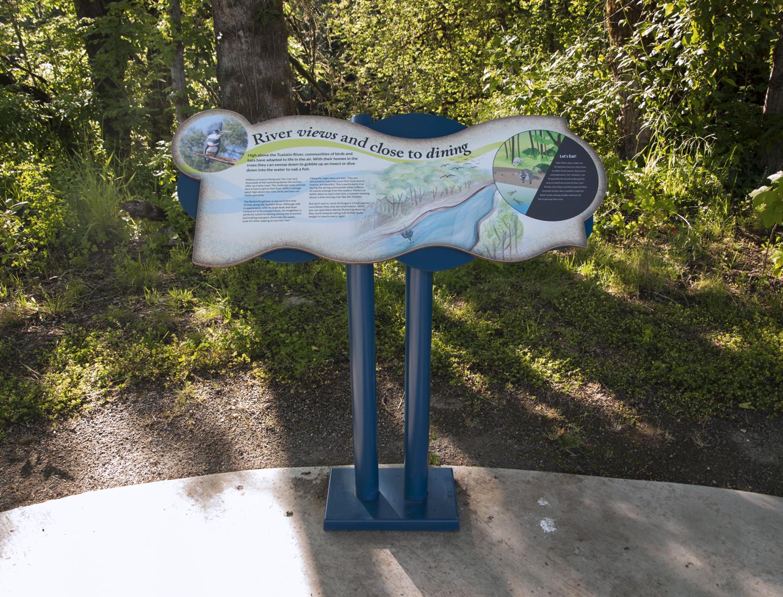 River Ridge - Exhibit Panel 2