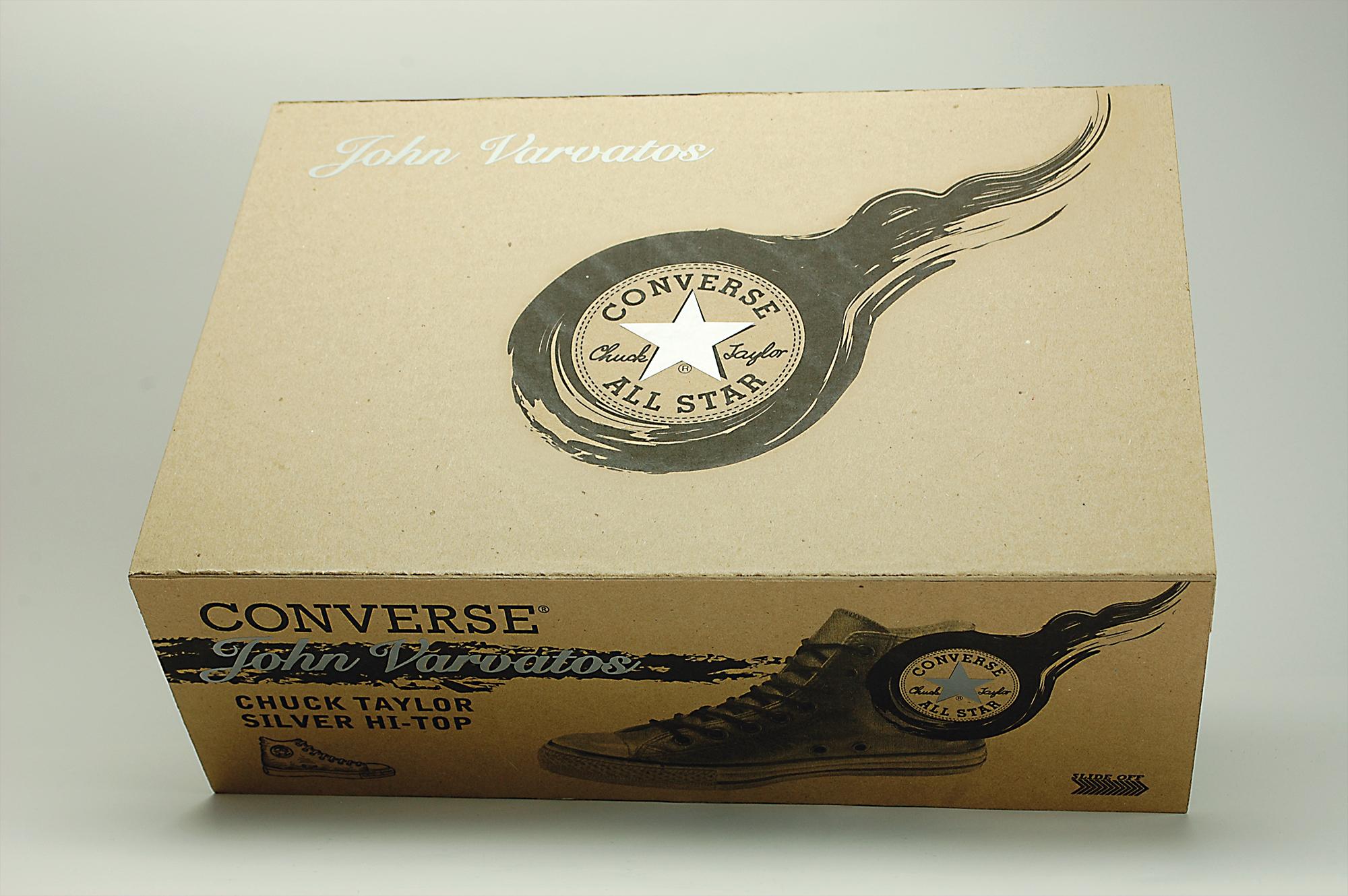 Converse Shoe Box - Photo 1