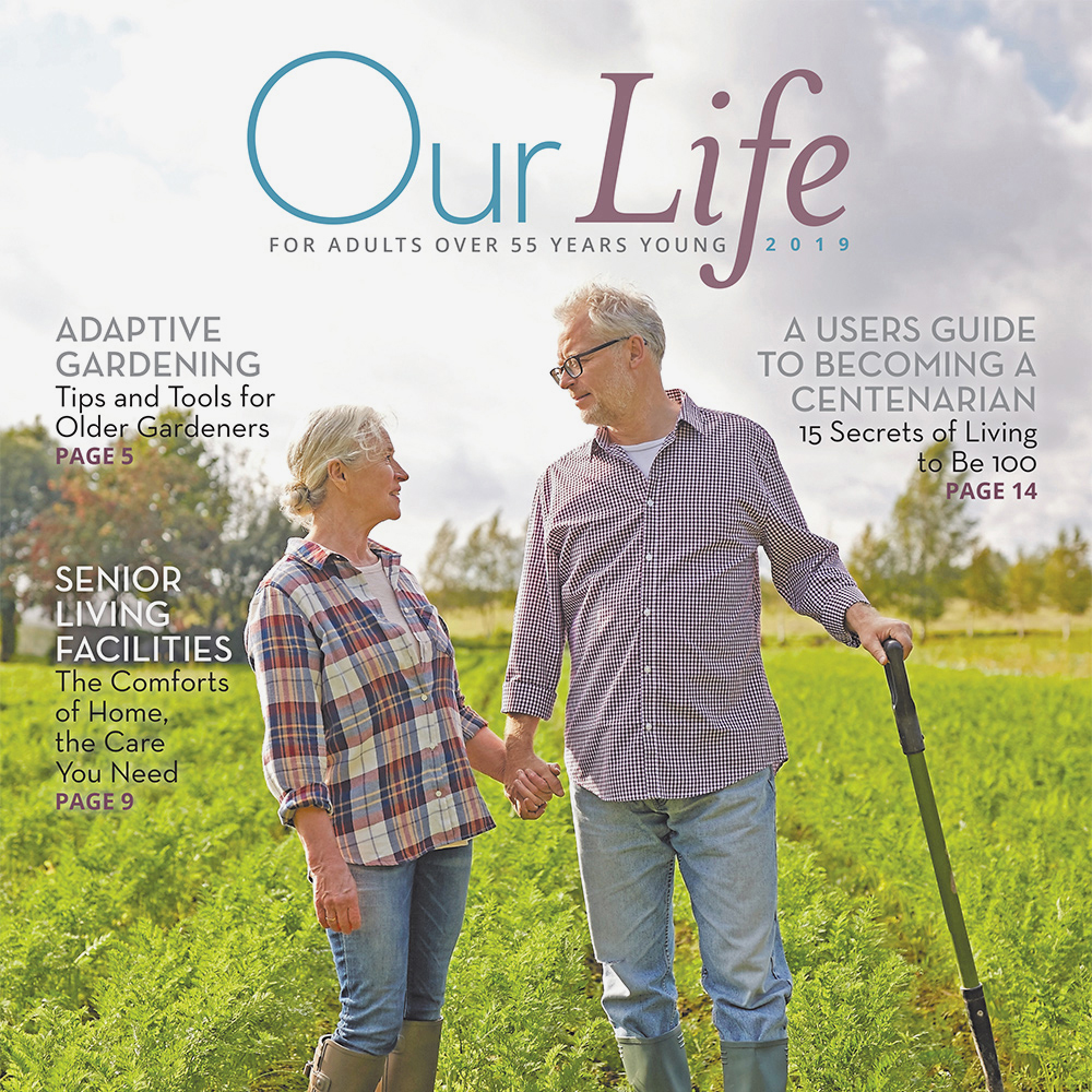 Our Life 2019 - Cover
